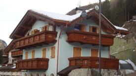 Appartamento su due piani in vendita in via Dolomites,