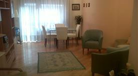 Stanza con bagno singolo in appartamento arredato zona Talenti
