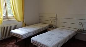 Due stanze singole/doppie in centro storico