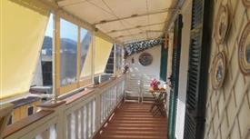 Appartamento con bella balconata
