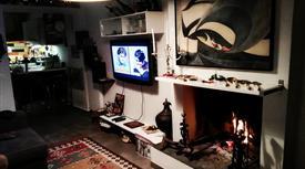 Appartamento bilivello ristrutturato nel centro storico di Trevi nel Lazio
