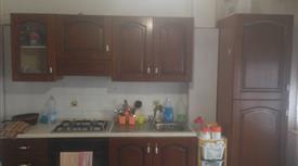 Trilocale, cucina e bagno