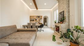 Appartamento ristrutturato in palazzo storico