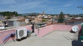 Quadrilocale con terrazza panoramica in zona storica