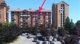 Appartamento 100 mq - Via Pietro Cossa (TO)