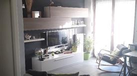 Bilocale con giardino + cantina e garage