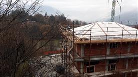 VENDESI TERRENO EDIFICABILE CON PROGETTO APPROVATO   , fraz. Arsin-Aosta