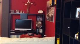 Caserta appartamento arredato con box