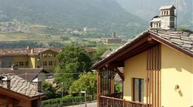 Grazioso appartamento con vista sulla valle
