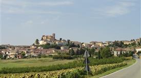 Casa semi indipendente a Casorzo