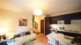 Appartamento bilocale al 4 piano vista Castello (Condominio Monteolimpino)