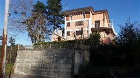 Panoramico appartamento in villa