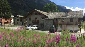 Gressoney la Trinité Stupenda Vista Monterosa
