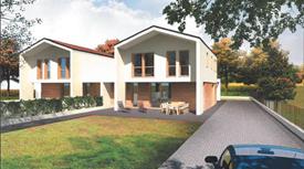 Casa Bifamiliare, Trifamiliare in Vendita in Via Bolzonella 36 a San Giorgio in Bosco