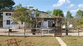 Villa in campagna 25 km da Roma terreno e piscina