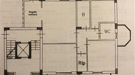 Appartamento, garage e posto auto