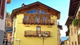 Tipica abitazione di montagna