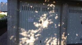 Garage N°1 posto auto + Cantina annessa