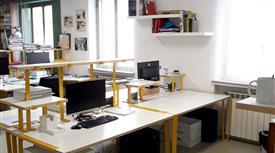 Postazione ufficio - lavoro
