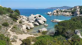 Casa in villaggio sul mare (Costa Serena) Sardegna