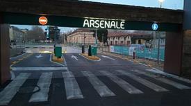 Ampio garage centro Verona