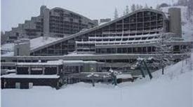 Cervinia sulle piste da sci