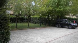 Ampio posto auto