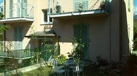 Appartamento trilocale con giardino