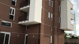Nuovo trilocale con balconi totalmente coperti