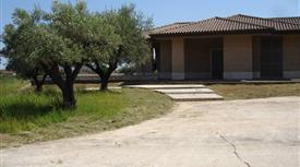 Villa unifamiliare via Aprilia, Cisterna di Latina