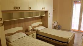 Camera  doppia nuova per studenti