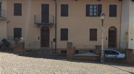 Trilocale nella piazza storica