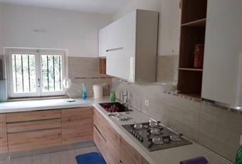 Il pavimento è piastrellato, la cucina è luminosa, il pavimento è di parquet Abruzzo PE Pescara