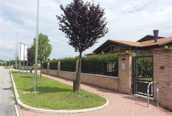 Il giardino è con erba Friuli-Venezia Giulia PN Fontanafredda