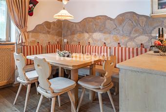 Cucina a vista e sala pranzo Trentino-Alto Adige BZ Ortisei