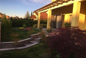 Il giardino è con erba Piemonte AL Villanova Monferrato