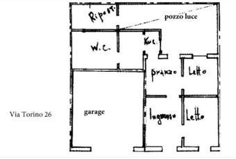 Casa indipendente in vendita in via Torino, 26