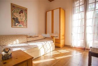 Il salone è luminoso, il pavimento è piastrellato Sicilia ME Terme Vigliatore