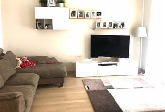 Il salone è luminoso, il pavimento è di parquet Veneto PD Campodarsego