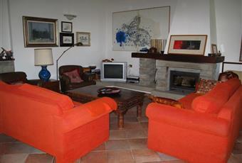 soggiorno pranzo molto ampio e luminoso con accesso alla zona studio/ospiti e bagno  Piemonte AL Castelletto D'orba