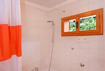 Il bagno è luminoso, il pavimento è piastrellato Veneto TV Treviso
