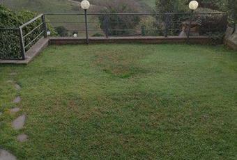 Il giardino è con erba Lazio RM Sacrofano