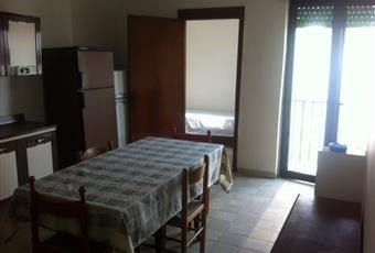 La stanza è molto luminosa con balconcino dal quale si gode la vista mare, munito di condizionatore a pompa di calore. Puglia TA Palagiano