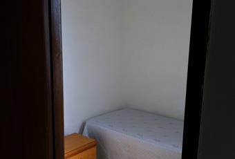 La stanzetta e molto luminosa con vista mare, si potrebbe anche aggiungere un'altro letto e creare un matrimoniale.La foto rappresenta la vista che si ottiene dalla finestra Puglia TA Palagiano