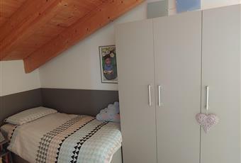Cameretta doppia mansardata con ampio soffitto   Piemonte AL Castellazzo Bormida