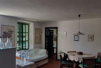 Il pavimento è piastrellato, il salone è luminoso Piemonte Provincia di Biella Netro