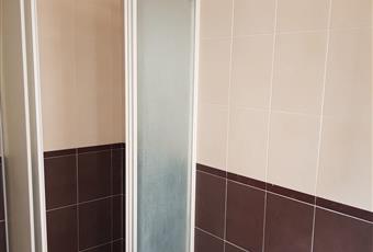 Il pavimento è piastrellato, il bagno è luminoso Lombardia VA Busto Arsizio