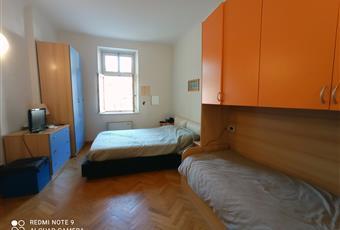 Il giardino è con erba, la camera è luminosa, il pavimento è di parquet, il salone è luminoso Trentino-Alto Adige BZ Brennero