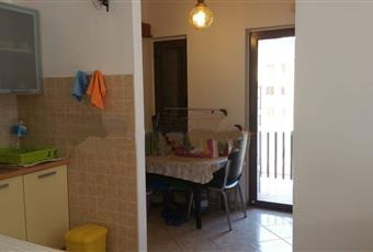 Il pavimento è piastrellato, la cucina è luminosa Calabria CZ Nocera Terinese