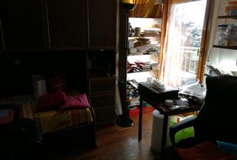 3° Camera da letto o Studio. Pavimento in parquet legno e molto luminosa con balcone di 9 mq.  Piemonte AL Alessandria